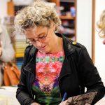 Bertina signeert in Winterswijk