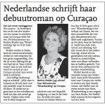 Bron: Antilliaans Dagblad 11 november 2016 (Curaçao)